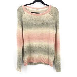 Rewind Ombré Sweater